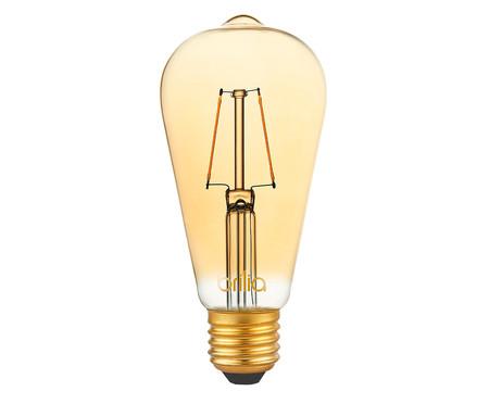 Lâmpada de Led Filamento 2,5W Cauê Luz Amarela - Bivolt | WestwingNow