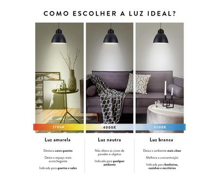 Lâmpada de Led Filamento 5W Isa Luz Amarela - Bivolt | WestwingNow