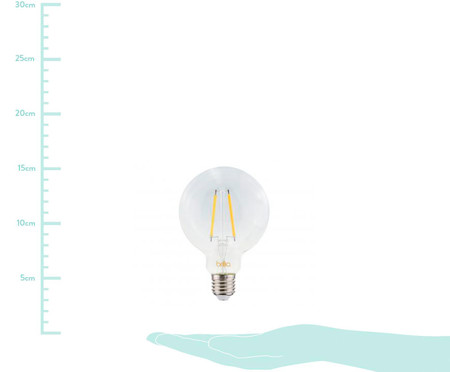 Lâmpada de Led Filamento 4,5W Eddy - Bivolt | WestwingNow