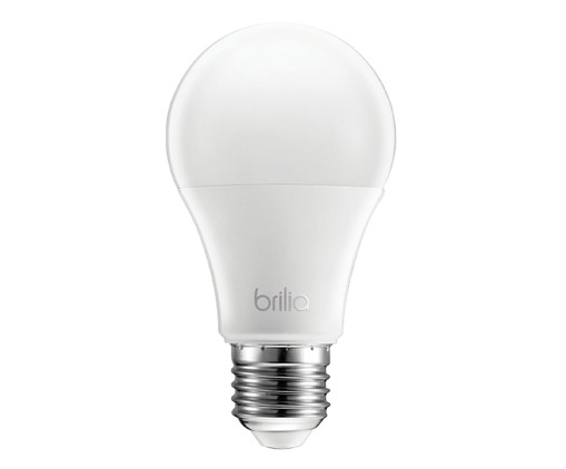 Lâmpada de Led Bulbo 4,8W Aija - Bivolt, Branco | WestwingNow