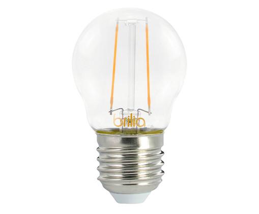Lâmpada de Led Filamento 2,5W Cain - Bivolt, Branco | WestwingNow