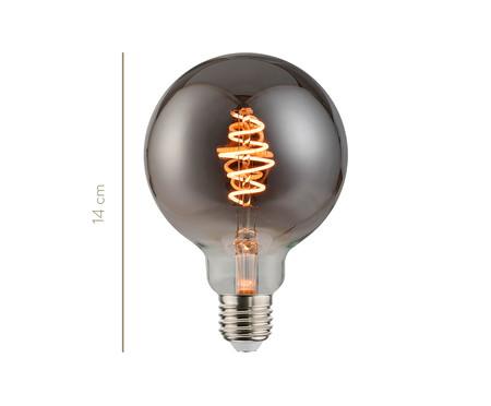 Lâmpada de Led Filamento 5W Max Preta - Bivolt | WestwingNow