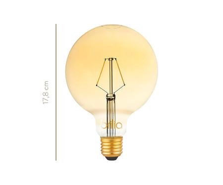 Lâmpada de Led Filamento Maya 2,5W Luz Amarela - Bivolt | WestwingNow
