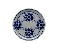 Prato para Sobremesa Floral  - Azul | WestwingNow