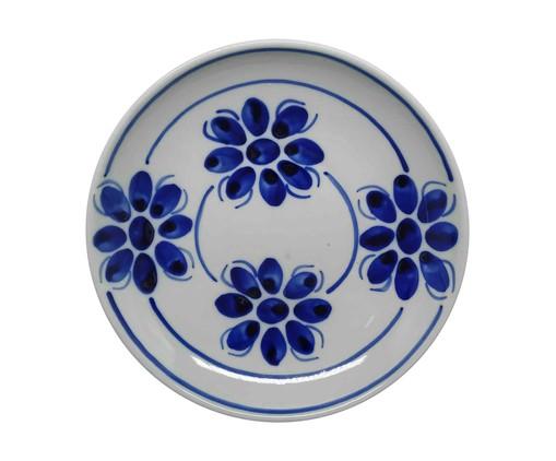 Prato Fundo Floral - Azul, Azul | WestwingNow