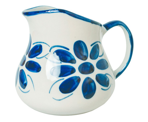 Leiteira Colonial  - Azul, Azul | WestwingNow