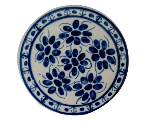 Descanso de Panela em Porcelana Colonial - Azul, Azul | WestwingNow