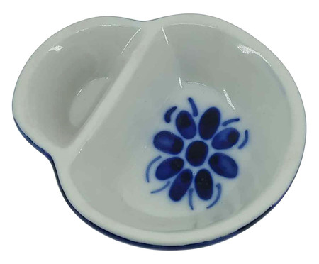 Azeitoneira em Porcelana Colonial - Azul | WestwingNow