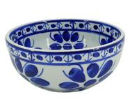 Tigela em Porcelana Colonial - Azul | WestwingNow