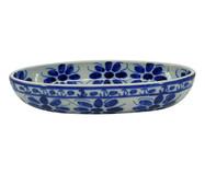 Travessa em Porcelana Colonial - Azul   WestwingNow