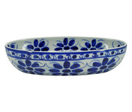 Travessa em Porcelana Colonial - Azul | WestwingNow