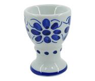 Suporte para Ovo em Porcelana Colonial - Azul | WestwingNow