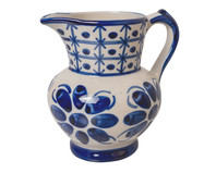 Jarra em Porcelana Colonial - Azul | WestwingNow
