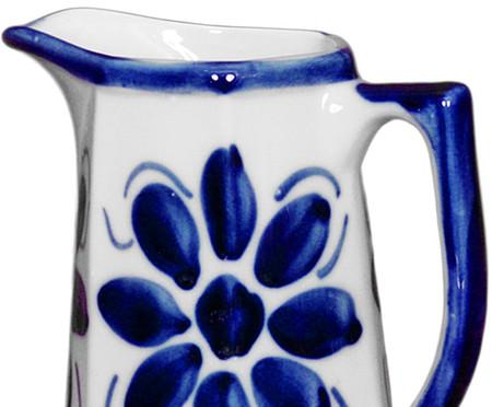 Leiteira em Porcelana Colonial - Azul | WestwingNow