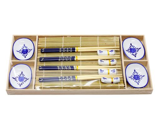Jogo para Sushi Juan - 04 Pessoas, Azul | WestwingNow