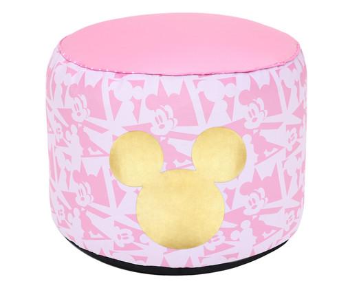Puff Rolha Geometric Mickey, Colorido | WestwingNow