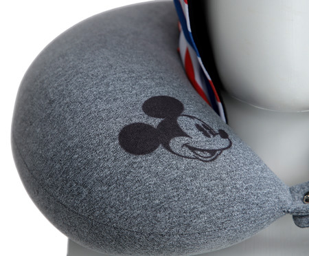 Almofada de Pescoço Vintage Mickey - 30x10x30cm | WestwingNow