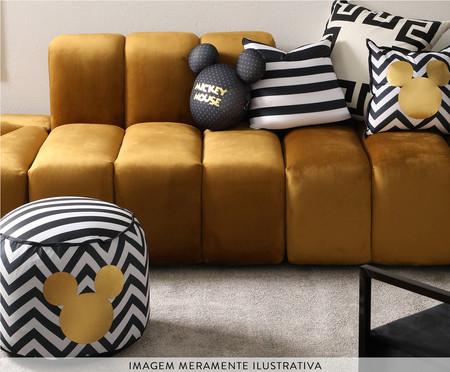 Almofada Frente e Verso Maxi Mickey - 40x40x12cm | WestwingNow