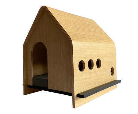 Casa para Pet Nordic Cat - Natural | WestwingNow