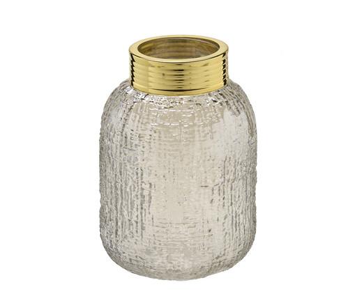 Vaso Maya - Dourado, Champagne e Dourado | WestwingNow