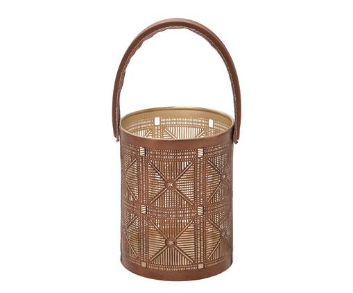 Lanterna Decorativa Clarice - Cobre, Acobreado | WestwingNow