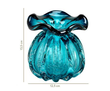 Vaso de Vidro Nick - Azul | WestwingNow