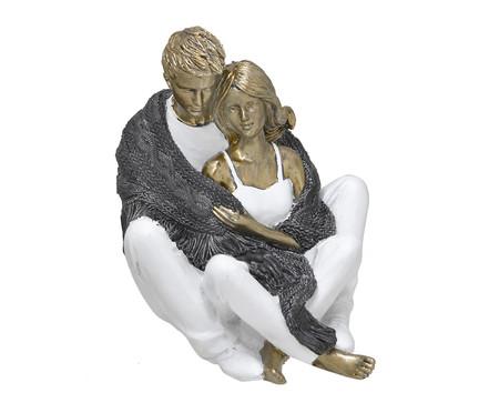 Escultura em Resina Casal l | WestwingNow