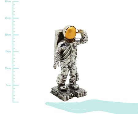 Escultura Astronauta em Resina Amado Thor | WestwingNow