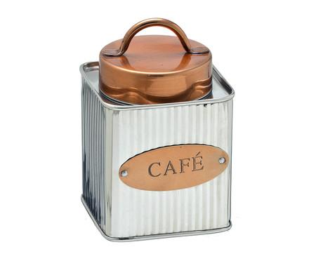 Pote de Cafe Arline - Prata   WestwingNow