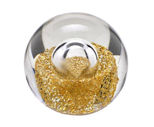 Bola Decorativa Lina - Dourada, Dourado   WestwingNow