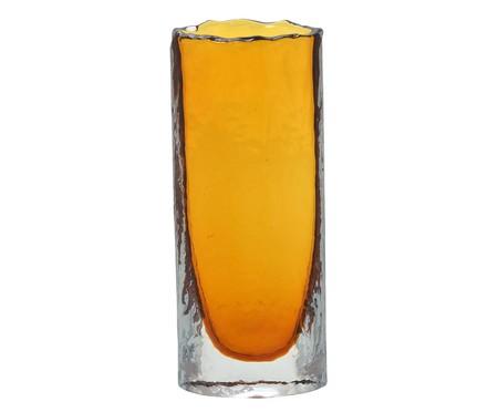 Vaso de Vidro Nick - Âmbar | WestwingNow
