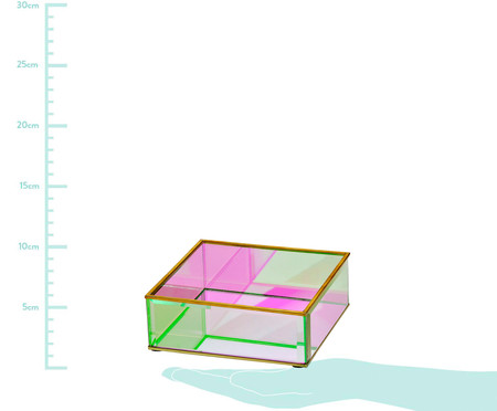 Caixa Decorativa Marsh - Furtacor | WestwingNow