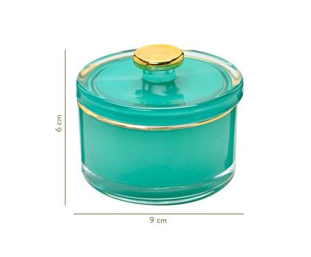 Pote Decorativo de Vidro Boni - Verde | WestwingNow