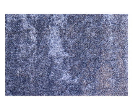 Tapete Shaggy Lauzanne - Azul Claro | WestwingNow