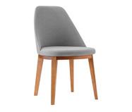 Cadeira Lisa - Cinza Escuro | WestwingNow