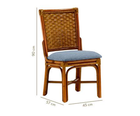 Cadeira Belliner - Azul | WestwingNow