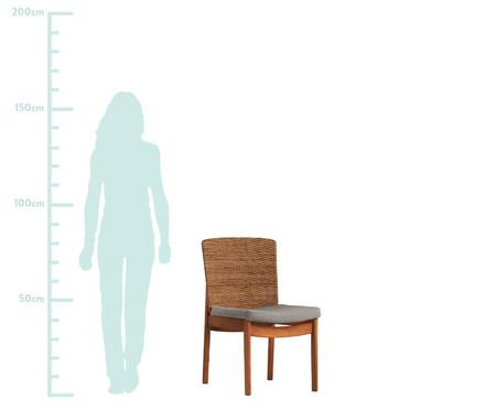 Cadeira Sofia - Cinza | WestwingNow