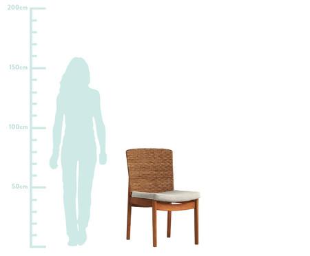 Cadeira Sofia - Palha | WestwingNow