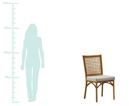 Cadeira Turati - Palha   WestwingNow