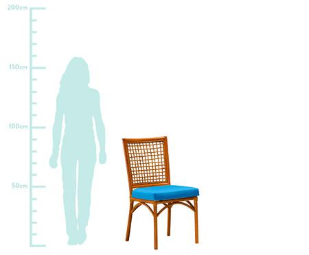 Cadeira Turati - Azul | WestwingNow
