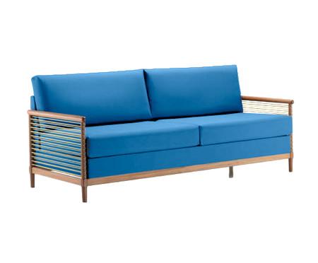 Sofá em Corda Turati - Azul | WestwingNow