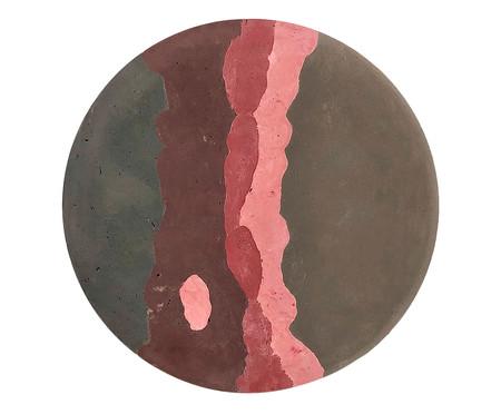 Quadro em Concreto Geo Araribóia - 60cm | WestwingNow