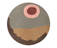 Quadro em Concreto Geo Jerema - 60cm | WestwingNow