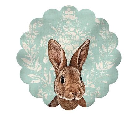 Lugar Americano Bunny - Azul | WestwingNow