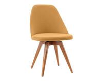 Cadeira Fixa Lucy - Mostarda | WestwingNow