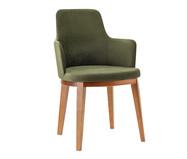 Cadeira com Braço Dora - Verde Musgo | WestwingNow