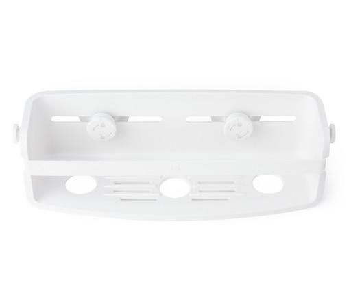 Porta Acessorios de Banho Felipe - Branco, Branco | WestwingNow