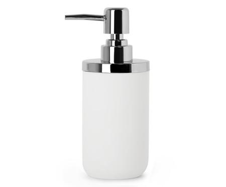 Dispenser para Sabonete Líquido em Resina Carla - Branco | WestwingNow