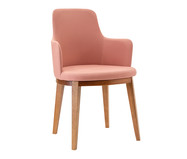 Cadeira com Braço Dora - Rosa | WestwingNow