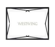 Porta-Retrato Eva - Preto | WestwingNow
